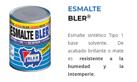 ESMALTE BLER BLANCA SINTETICO TIPO 1 GALON
